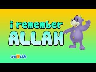Nasheed - I Remember ALLAH (Islamic Cartoon with Zaky)