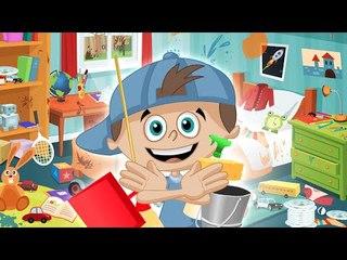 Piosenka dla dzieci o sprzątaniu - Posprzątajmy razem bałagan w pokoju