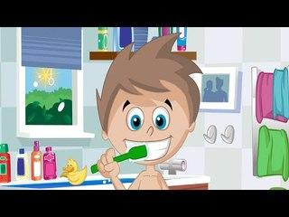 █■█ █ ▀█▀ Piosenka dla dzieci - Twoje dziecko pokocha kąpiel - Myjemy się w łazience  █■█ █ ▀█▀