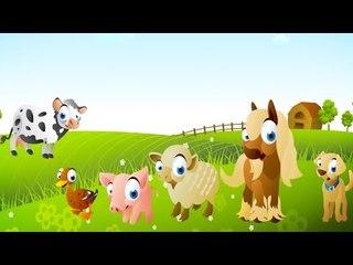 █■█ █ ▀█▀ Piosenka dla dzieci Stary Donald farmę miał zwierzęta na gospodarstwie