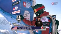 Run of Ralph Backstrom - Chamonix-Mont-Blanc - Swatch Freeride World Tour 2016