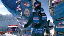 Winning run Loic Collomb-Patton - Chamonix-Mont-Blanc - Swatch Freeride World Tour 2016