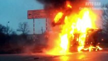 Compilation of Crashes and accidents January 2016 Russian Car Crash Compilation January 2016 || AVTO BAN