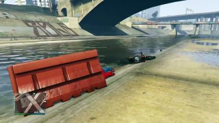 GTA 5 Online WTF Funny Moments Helicopter Glitch Airstrike G