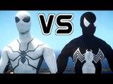 Spiderman (Future Foundation) vs Symbiote Spider-Man