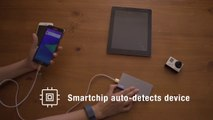 Esta batería externa promete cargar tu móvil en 5 minutos