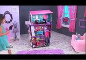 Monster Mansion Dollhouse For Monster High Dolls, Toys By KidKraft