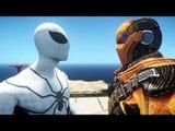 SPIDERMAN VS DEATHSTROKE - FUTURE FOUNDATION SPIDER-MAN