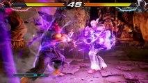 Tekken 7 Fated Retribution | Akuma Street Fighter | Arcade Version Trailer