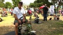 Mini Bike Mayhem! Taco Mini Bikes Custom HOT ROD Bike! HOT ROD Unlimited Ep. 46