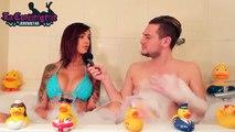 Julia (Friends Trip 2) dans le bain de Jeremstar - INTERVIEW