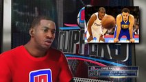 NBA 2K17 MyCareer Chris Paul Talks Stephen Curry Ankle Break, Blake Griffin, LeBron James Gameplay (FULL HD)