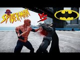 Spiderman vs Batman - Epic Battle - Grand Theft Auto