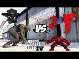 Black Spider-Man vs Red Hulk - Epic Battle - Grand Theft Auto 4