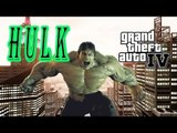 GRAND THEFT AUTO IV THE INCREDIBLE HULK SCRIPT MOD BY GTA X