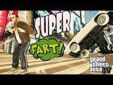 FUN IN GTA IV: FARTING IN PUBLIC WITH SUPER FART POWER