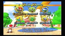 Lets Play Mario Power Tennis - Episode 19 - Exhibition Mode, ACE Difficulty (Extras #2)