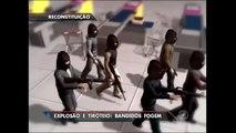 SP: Bandidos explodem caixa eletrônico e aterrorizam bairro em Guarulhos