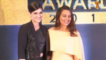 Sonakshi Sinha Kriti Sanon Anil Kapoor Shahid Kapoor at ZEE Cine Awards 2016 Press Conference | Bollywood Awards