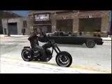 GRAND THEFT AUTO IV: Niko Biker + M16 A2