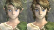 Zelda: Twilight Princess Wii U vs. Wii Comparison (Zelda Story Trailer)