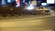 Mercedes-Benz w124 Mad Drift & Burnout