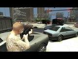 Michael scofield breaks out of prison GTA IV