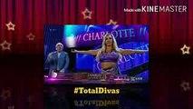 WWE Raw 2016-02-01 Charlotte vs Brie Bella