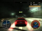 nfsMW - Need For Speed Gameplay Fun