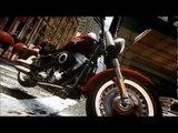 GTA IV 4 2010 Harley Davidson Fatboy Lo with Biker Clothes HD 1080p + Download