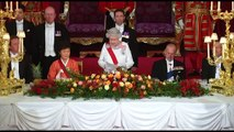 Queen Elizabeth II speech at the State Banquet for the President of the Republic of Korea