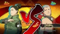 Naruto Shippuden: Ultimate Ninja Storm 2 [HD] - Shikamaru Vs Hidan