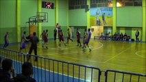 highlights Ανδρικού 1ος Όμιλος Όλυμπος Κορδελιού- Μ.Αλέξανδρος Καλοχωρίου