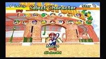 Lets Play Mario Power Tennis - Episode 16 - Piranha Power! (Moonlight Cup Doubles)