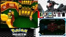 Pokémon Black & White - Gameplay Walkthrough - Part 14 - City Trouble & Leader Burgh