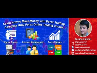 Forex champs Expert level Forex trading Course in Urdu