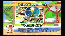 Lets Play Mario Power Tennis - Episode 17 - We Are The Champions (Planet Cup Doubles - FINALE)