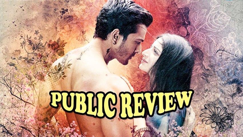 Sanam Teri Kasam Public Review | Bollywood Movie Sanam Teri Kasam