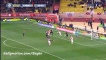 Tiemoue Bakayoko Goal HD - Monaco 1-0 Nice - 06-02-2016
