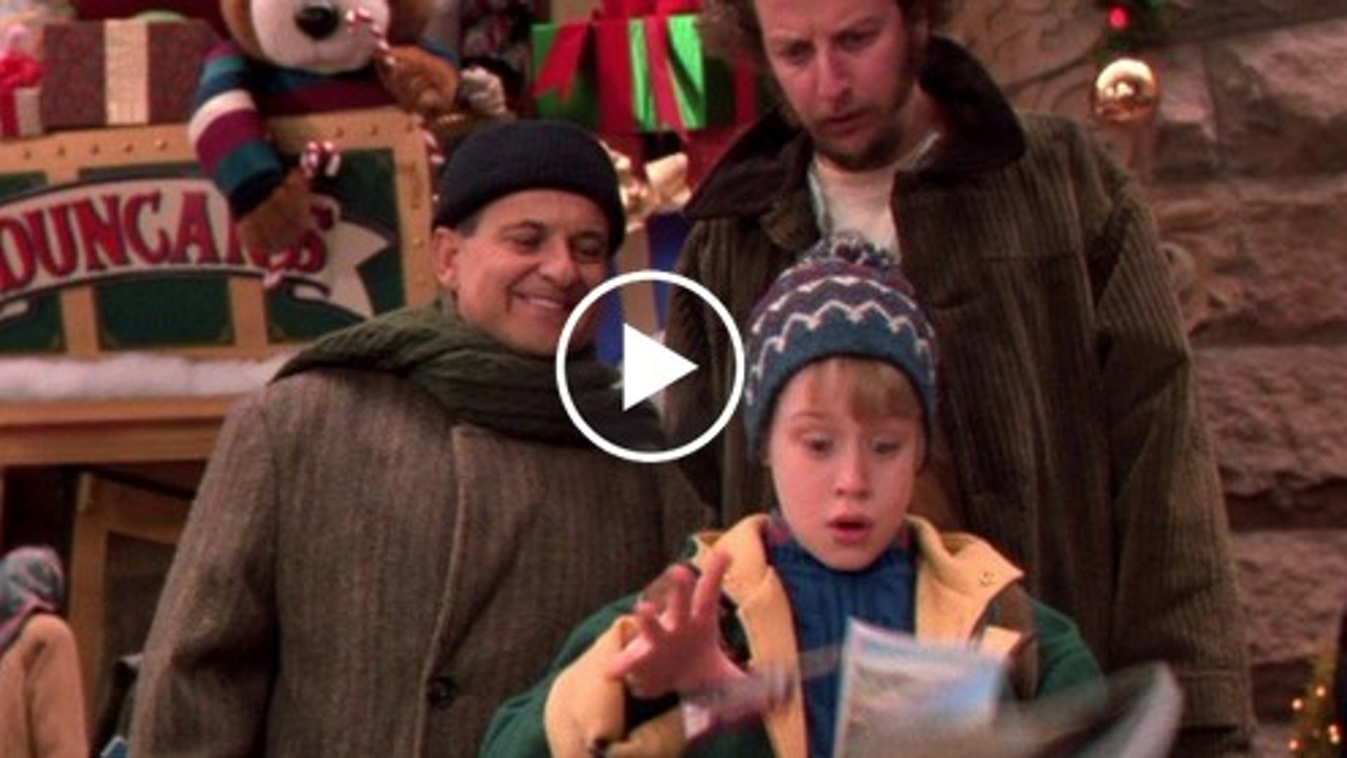 Home Alone 2 (1992) : Lost In New York HD Full Movie!