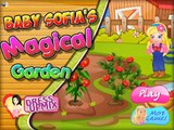 Baby Sophia Magical Garden - Baby Games - Fun Kids Games # Watch Play Disney Games On YT Channel