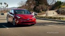 Pub Toyota Prius en Mode Heavy Metal - Super Bowl 50 publicité