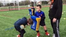 Stade de Reims Rugby M10 - Entraînement du 06/02/2016