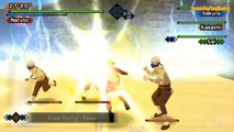 Naruto Shippuden Kizuna Drive Walkthrough Part 3 To Ishikiri Desert 60 FPS