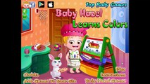 Baby Hazel Learns Colors Babies and Kids Educative Video Games Dora The Explorer