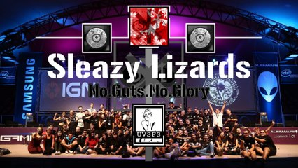Hangin' Around with Sleazy Lizards - Welcome!
