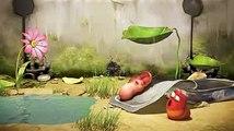 Funny Cartoon Larva Season 1 Ep 68 Growing Plant Full HD ดูหนังการ์ตูนมันมาก ตลกใหม่ที่ดีท