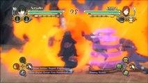 Naruto Storm 3 Gaara V.S Sasuke