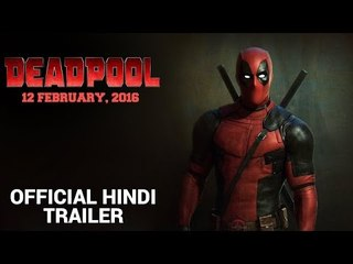 Deadpool | Green Band Hindi Trailer 2016 | Fox Star India