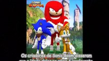 As possíveis idades de Sonic,Tails,Knuckles,Amy e Sticks no universo Sonic Boom
